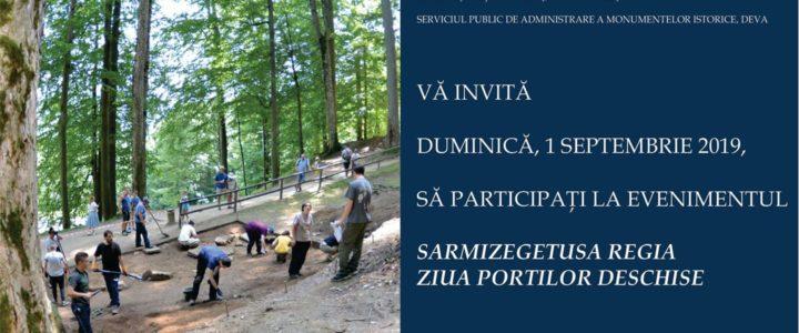 Ziua Porţilor Deschise la Sarmizegetusa Regia