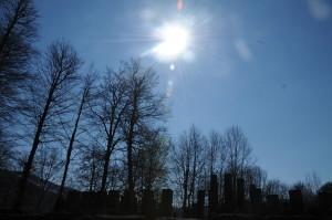 Eclipsa la Sarmizegetusa Regia