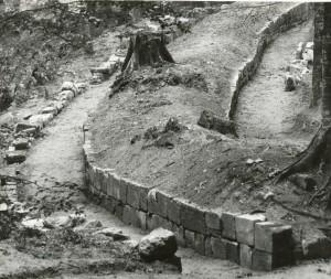 Incinta militara (fotografie de arhiva)