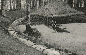 Templul mare circular (imagine de arhiva)